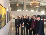 Solo exhibition at Algeria 10